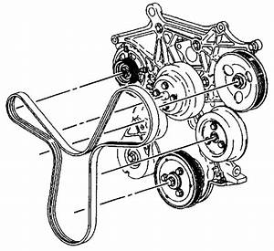 1987 Chevrolet S10 Serpentine Belt Diagram