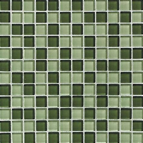 1 x 1 daltile gr24 glass reflections forest green