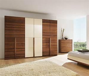 Luxury Modern Solid Wood Wardrobes - Lunetto - TEAM 7