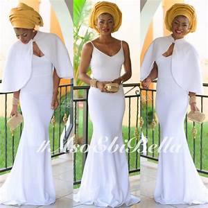 Aso-Ebi Nigerian traditional wedding style | My Fashion S ...