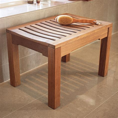 teak shower bench bathroom brilliant diy shower bench ideas and design