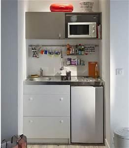 Kitchenette Pour Studio : cuisine kitchenette top cuisine ~ Premium-room.com Idées de Décoration