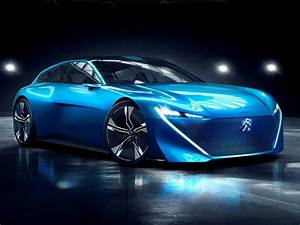 Vo Store Peugeot : instinct concept gen ve peugeot pr pare la voiture autonome avec i cockpit challenges ~ Melissatoandfro.com Idées de Décoration