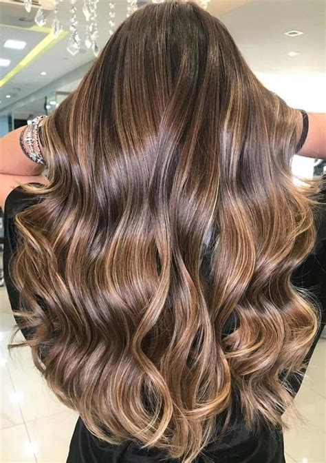 Images Hair Colours by 30 Best Balayage Hair Colors Highlights In 2018
