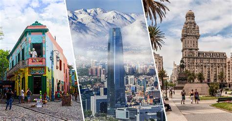 Passagens 2 em 1 para Buenos Aires mais Santiago ou