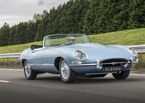 coolest jaguar d type 世界で最も美しいクルマ と言われたジャガーeタイプをev化した e type zero が現代に再降臨