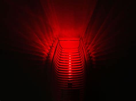 Preserve Your Sleep Cycle With A Red Led Night Light Make