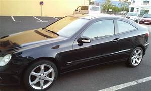 Mercedes C220 Coupé Sport : mercedes benz c 220 c220 cdi sport coupe sport edition 2007 179300km ~ Gottalentnigeria.com Avis de Voitures