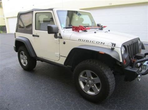 used 2 door jeep rubicon sell used 2010 jeep wrangler rubicon sport utility 2 door