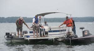 Alea responded to a tubing accident that occurred around 4:45 p.m. Men search for friend, closure following Smith Mountain ...