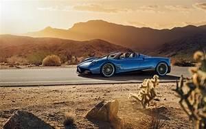 2017 Pagani Huayra Roadster 4K Wallpapers HD Wallpapers