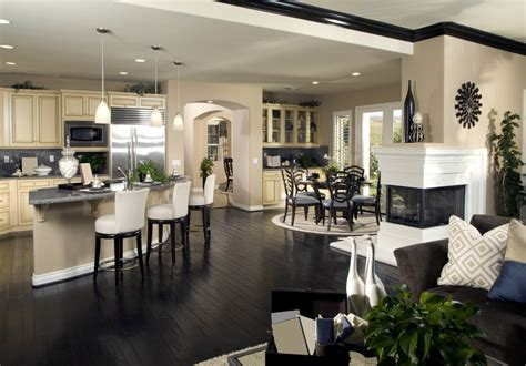 25 Open Living Room Design Ideas