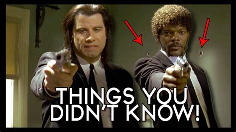 9 Things You (probably) Didn't Know About Pulp Fiction