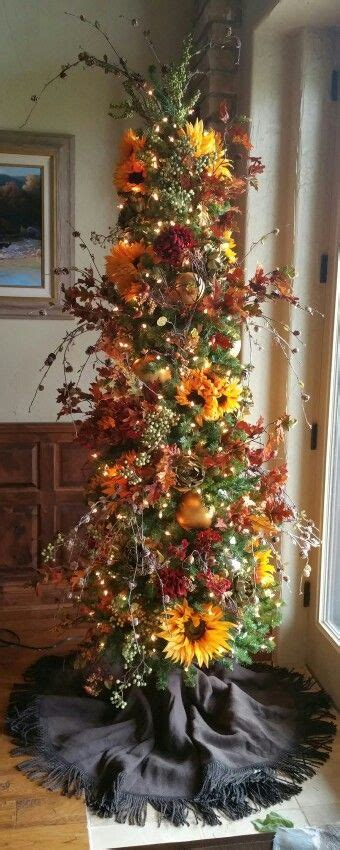 thanksgiving tree ideas  pinterest country