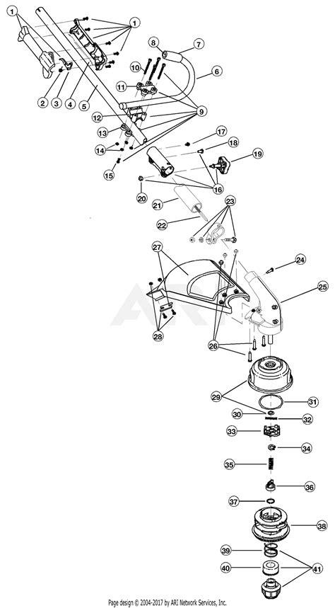 Mtd Bdla Parts Diagram For