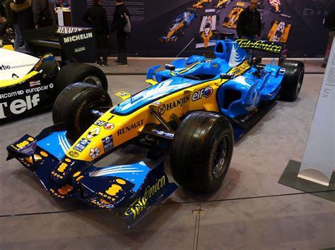 Renault R26 by Renault R26 F1 2006 Renault F1 Racing Formula One E