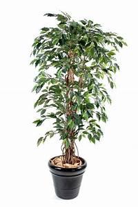 Arbre D Intérieur : arbre artificiel ficus lianes grandes feuilles plante d 39 int rieur cm vert ~ Preciouscoupons.com Idées de Décoration