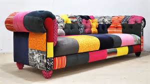 liegewiese sofa color patch chesterfield patchwork sofa