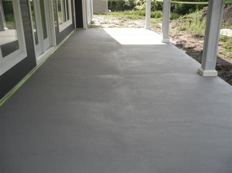 resurface concrete patio home design