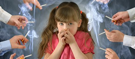irritating secondhand smoke  harm childrens eyes