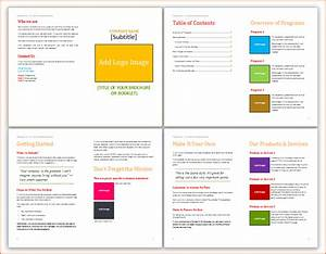 7 booklet template microsoft word bookletemplateorg With free booklet templates for microsoft word