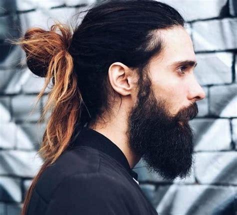 ideen zum thema langhaarfrisuren maenner long hair
