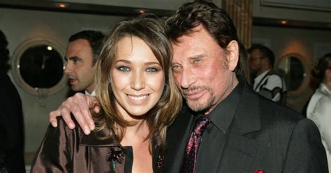 johnny hallyday partage  moment complice avec sa fille