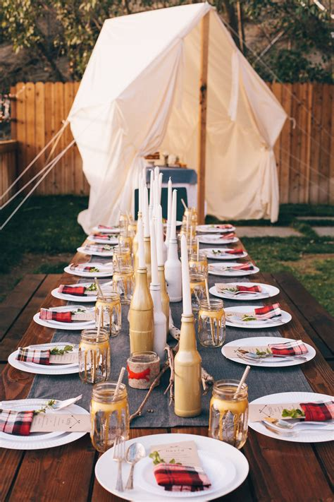 Backyard BBQ Party Ideas Page 9 of 16 How To Build It