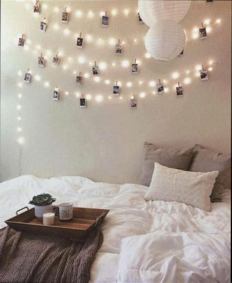 chambre deco deco chambre guirlande lumineuse