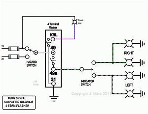 3 Wire Strobe Bulb Wiring Diagram
