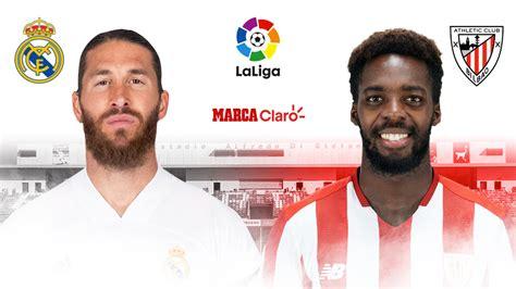 Partidos de hoy: Real Madrid vs Athletic Bilbao: Resumen ...