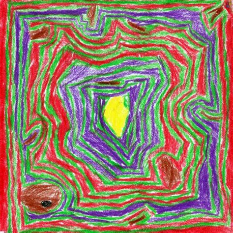 Hundertwasser Spiralen  Grundschule Gliesmarode