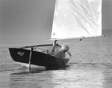 Oliver Dinghy Boat by Gartside Boats Custom Boatbuilding 12 Ft Sailing