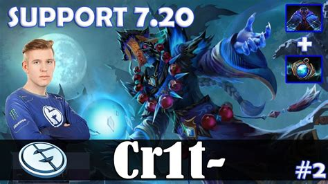 crit lich safelane support 7 20 update patch dota 2 pro mmr gameplay 2 youtube