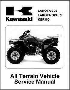 95-04 Kawasaki Lakota 300 - Sport