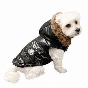 Video Pour Chien : manteau pour chien noir chic manteaux pour chiens oh pacha ~ Medecine-chirurgie-esthetiques.com Avis de Voitures