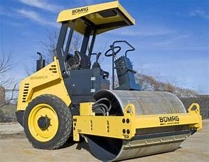 Bomag Bw 124 Dh-40 - Single Drum Vibratory Rollers