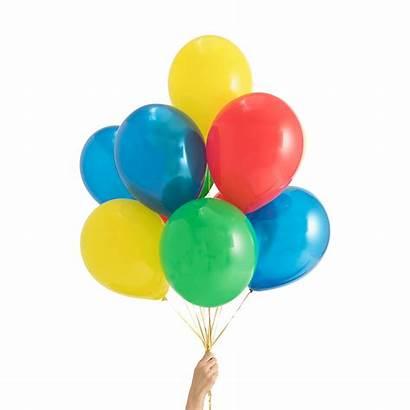 Balloons Party Blocks Balloon Flat Lego Float