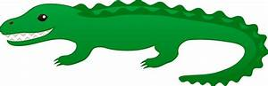 Clip Art Crocodile - Cliparts.co