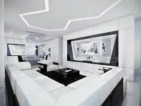 futuristic homes interior black and white contemporary interior design ideas for your home homesthetics