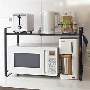 Etagere Micro Onde : etagere pour micro onde etagere micro onde 507251 ~ Melissatoandfro.com Idées de Décoration