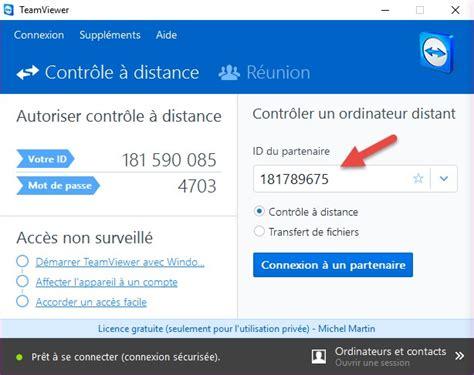 connexion bureau à distance sans mot de passe dépannez le pc de vos proches à distance médiaforma