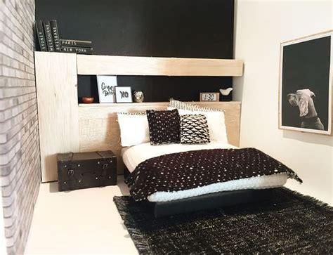 Dollhouse Bedroom Furniture by 15 Diy Miniature Furniture Ideas Wartaku Net