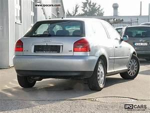 Audi A3 1999 : 1999 audi a3 1 8 ambiente alu servo klimaautomatik car photo and specs ~ Medecine-chirurgie-esthetiques.com Avis de Voitures