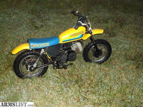 Suzuki Jr50 For Sale by Armslist For Sale Trade 1978 Suzuki Jr50 Shape
