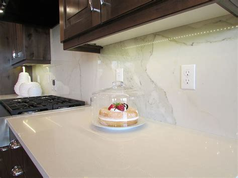 calacatta thinslab porcelain oregon tile marble