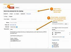 How to Create a Google Calendar Event from an Email
