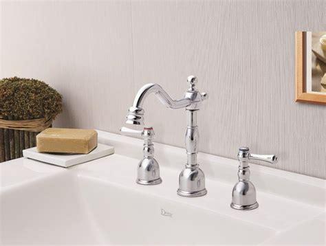 Danze Opulence Bathroom Faucet by Danze D303057 Opulence Two Handle Mini Widespread Lavatory