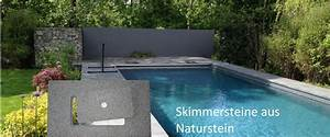 Steine Für Poolumrandung : beckenrandsteine granit geyger ~ Frokenaadalensverden.com Haus und Dekorationen