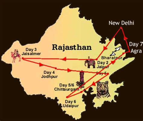 rajasthan rajasthan map rajasthan tourism